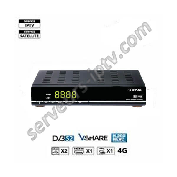 samsat hd 90 plus