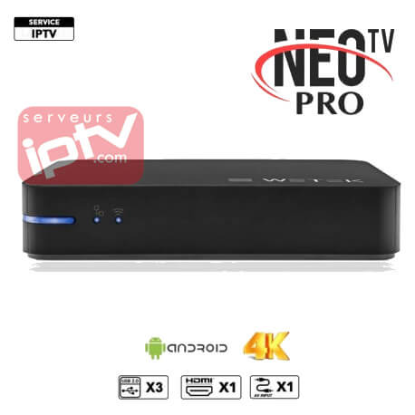 WeTek Play2-HEVC265 4k