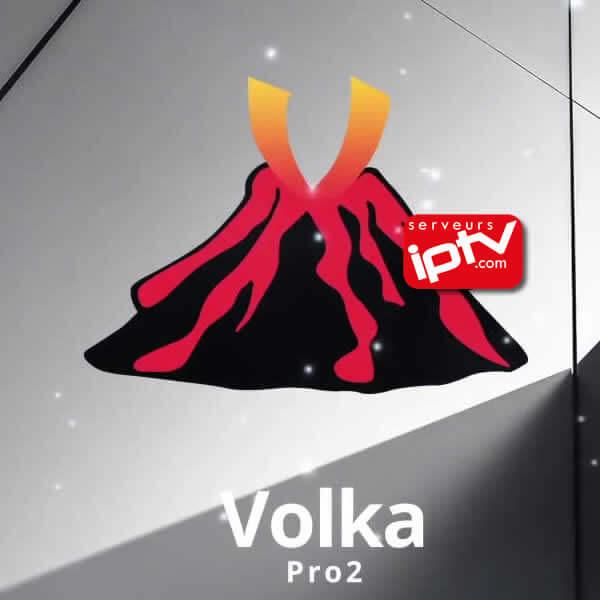 Abonnement VOLKA PRO2 12mois